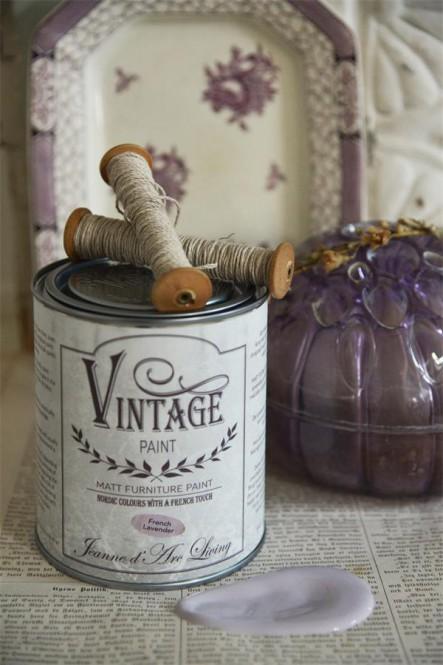 Kriidivärv  French Lavender