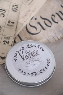 Vintage vaha kriidivärvile