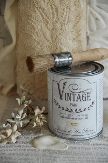Kriidivärv Vintage Cream