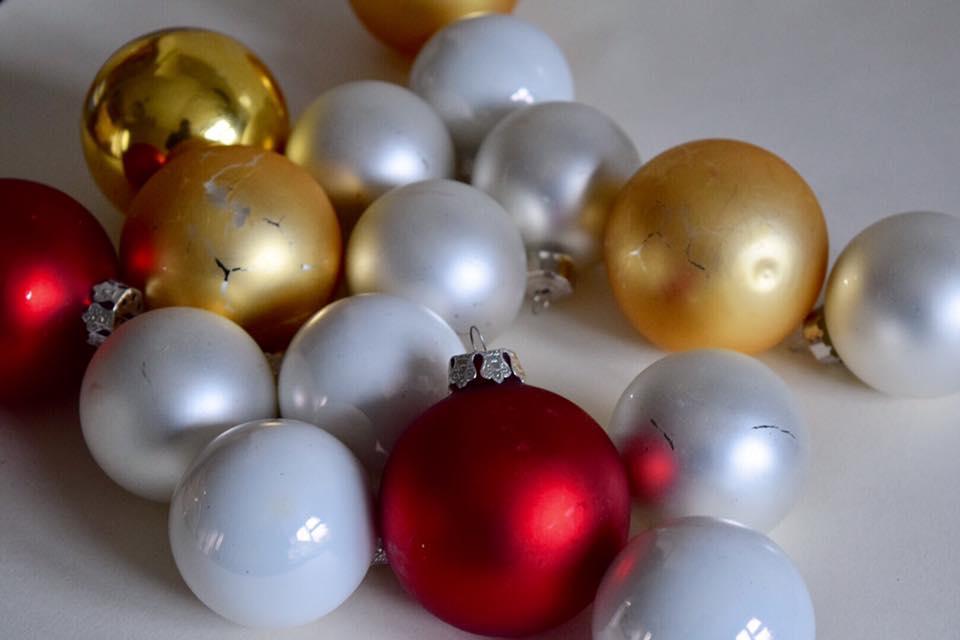 Otsi välja vanad jõulukaunistused