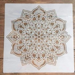 Šabloon mandala